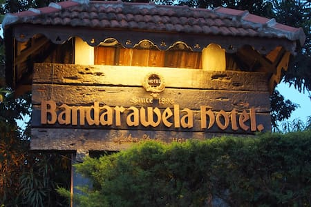 Bandarawela Hotel (With Breakfast) - Pensió