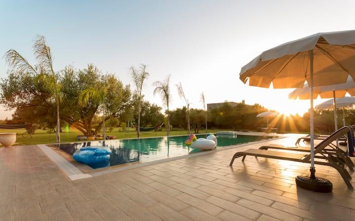 Jnane Rkia - Luxury villa near the city