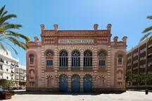Gran Teatro, Cadiz