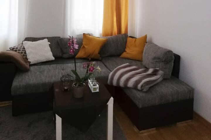 Wohnung in Neustadtnähe - direkt an der Elbe