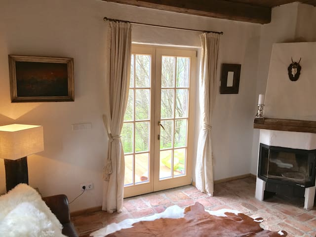 Romantisches Chalet mit Traumblick - Sankt Margareten - Dům