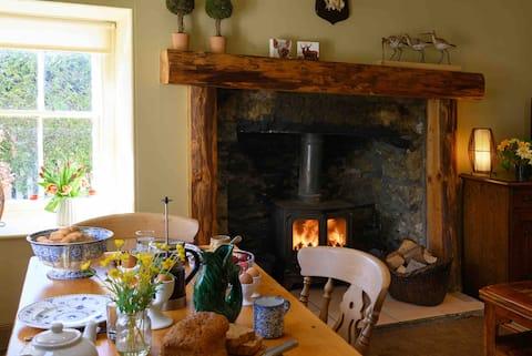 Croftend Cottage, Brewlands Estate Glenisla