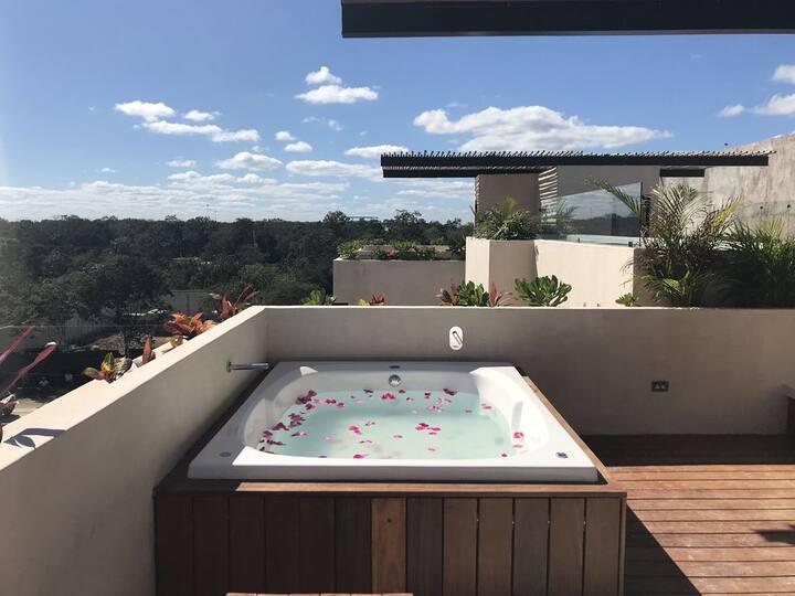 Luxury Penthouse by Palacio Tremendo #1