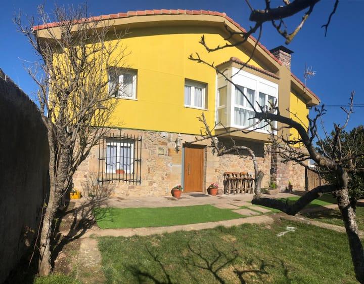"Casa ""Real 110+2"" Rural (Reinosa,  Alto Campoo)"