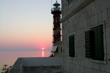 Lighthouse Tajer - Tisno