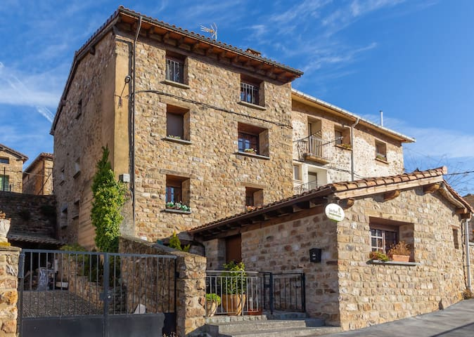 Rural apartment Bastones senderismo