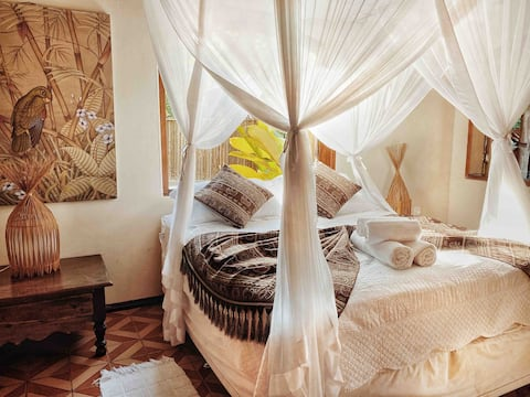 Suite Uluwatu VISTA PRO MAR - Cabana Bali Villa