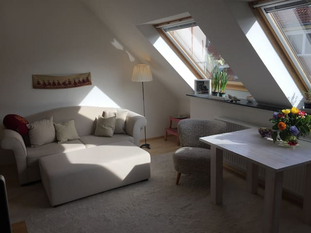 Charming little flat, light and bright - Hannover - Byt