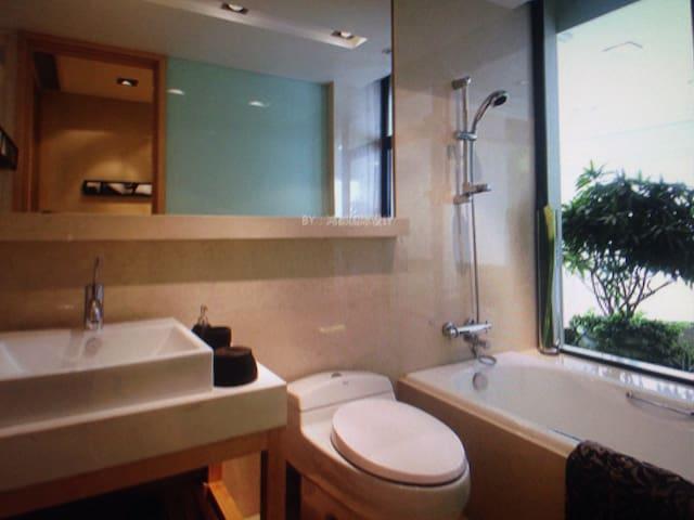 Simple duplex two bedroom - Bischofroda - Dom