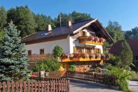 Haus König: Ferienwohnung im Natur- Wanderparadies der Voralpen