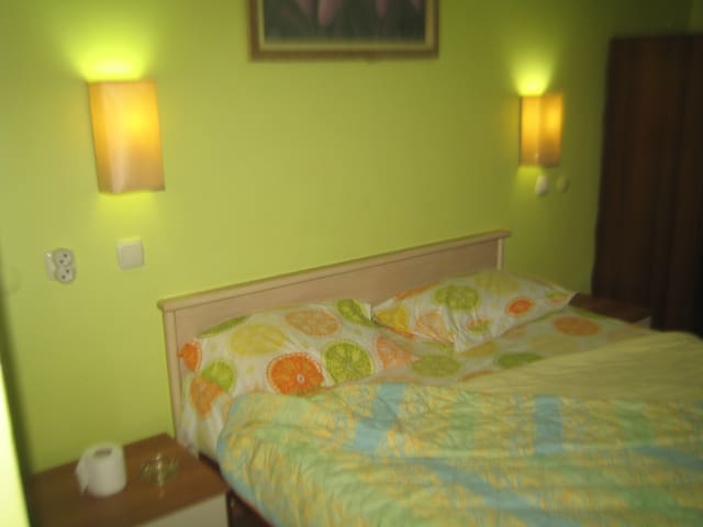 double room hard of the old town - Antalya - Casa