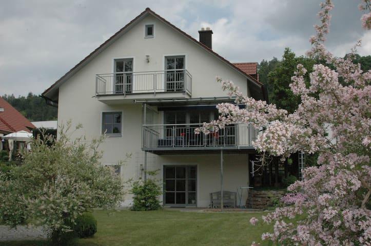 Ferienwohnung Altmühltal Beilngries - Beilngries - Apartament