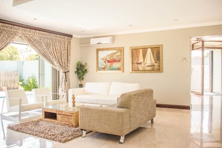 Exclusive self catering villa