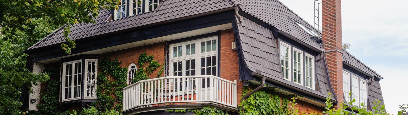 Listed Jugendstil-Villa