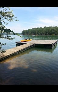 Cabin on Lake Blue Ridge - Morganton