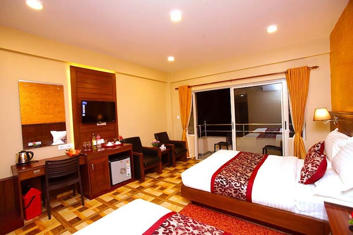 Beautiful Double Room in Pokhara!