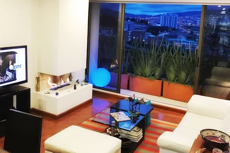 Hermosa habitación, el mejor sector - Tunja - Leilighet