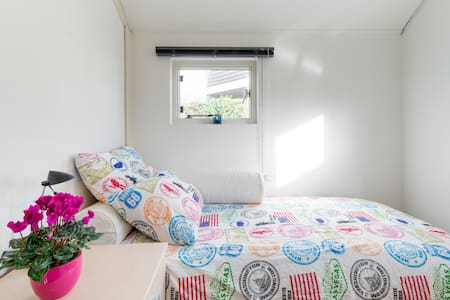 Cozy Bedroom, Join the Family!!! - Sint Pancras - Rumah