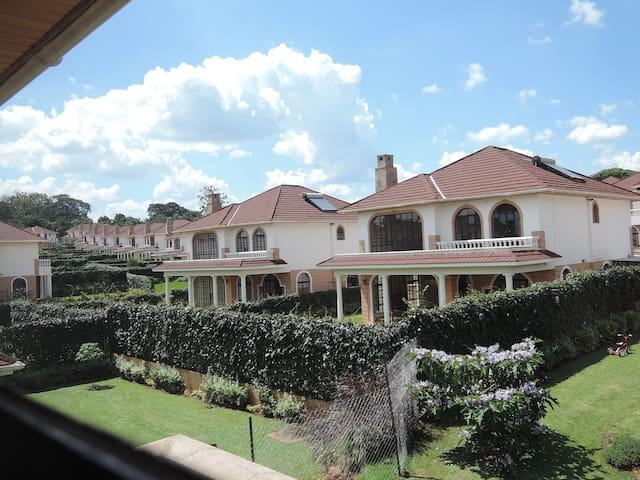 Marine bedroom Ridgeway's Villa - Casa