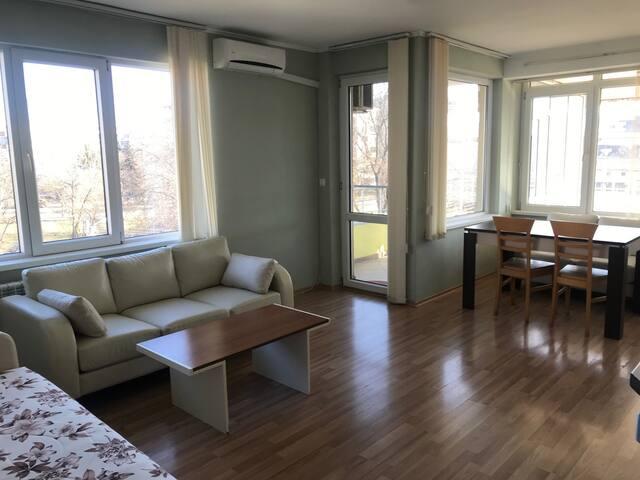Cozy 1 Bedroom Flat Razgrad