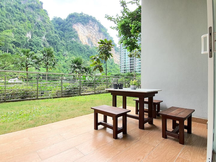 Ipoh | Lakeside Residences with Amazing View!