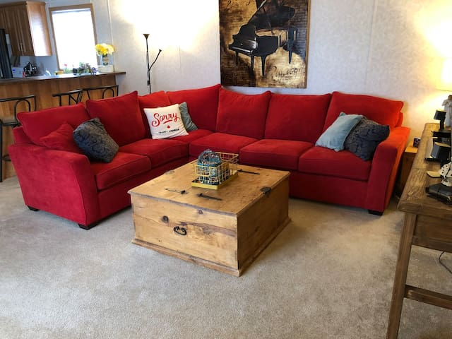 Comfortable Spruce Grove Home
