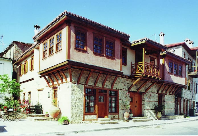 ALEXANDROU TRADITIONAL INN - Arnea - Townhouse