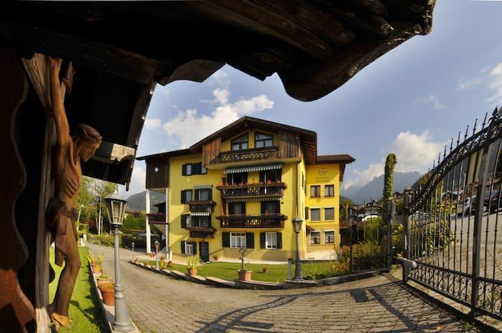 Villa Brandstetter, Appartamento Nr. 5 Piano Terra - Transacqua - Lägenhet