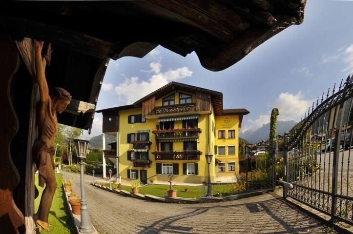 Villa Brandstetter, Appartamento Nr. 5 Piano Terra - Transacqua - Lakás