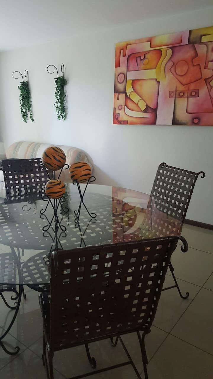 Very well located new apartment in Narvarte area