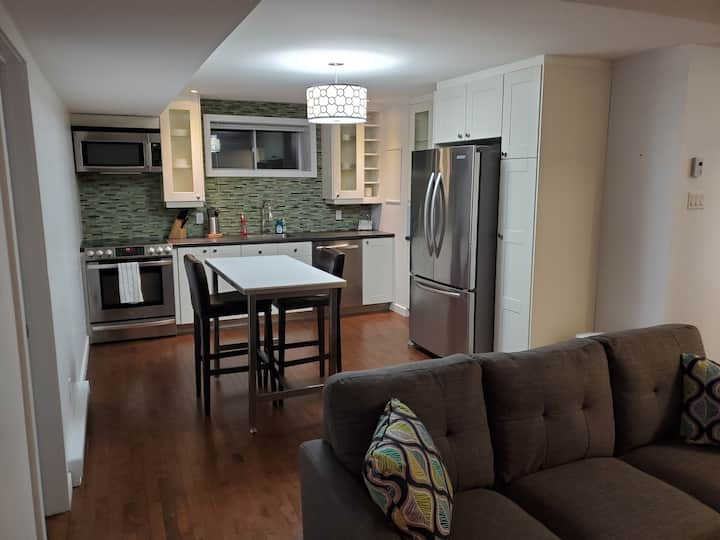 Laval - Fully furnished 1 bedroom apartment