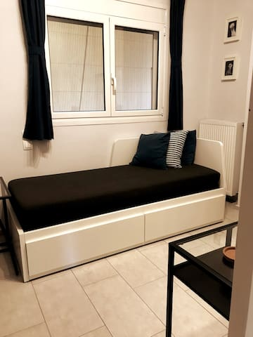 Second Bedroom (amateur iphone photo)