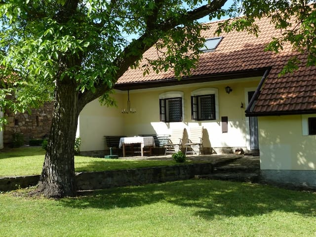 2 cottages for max 2 families - Oselce - Casa