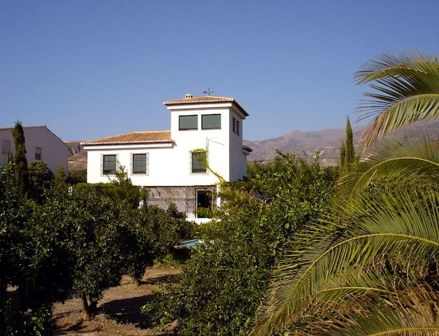 Great spanish villa in Granada - melegis - Hus