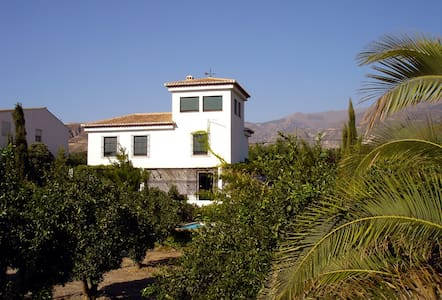 Great spanish villa in Granada - melegis