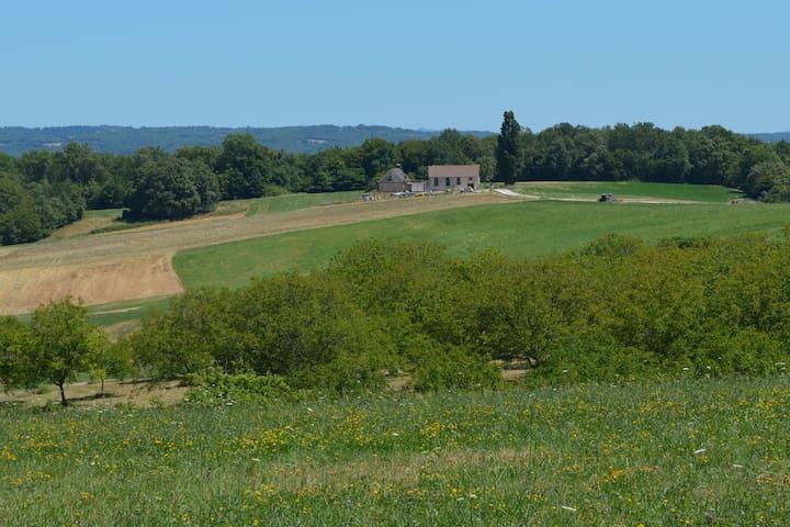 Le Séchoir : un Grand coin de paradis - Saint-Amand-de-Coly - Huis