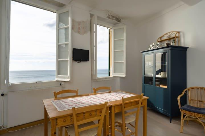 casa passeggiata mare  - Camogli - Appartement
