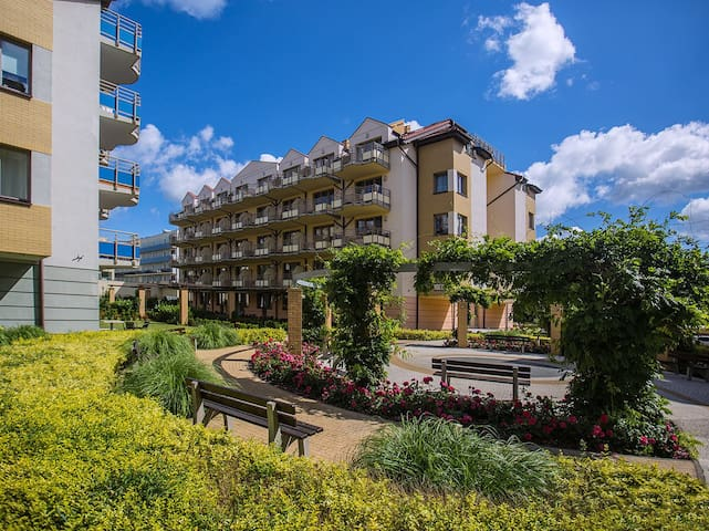 Apartament 300m od plaży i parku - Świnoujście