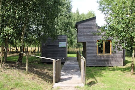 Ecolodge de Sailly-sur-la-Lys - Sailly-sur-la-Lys  - Earth House