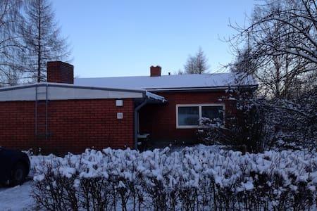A house near all sevices. - Reisjärvi - บ้าน