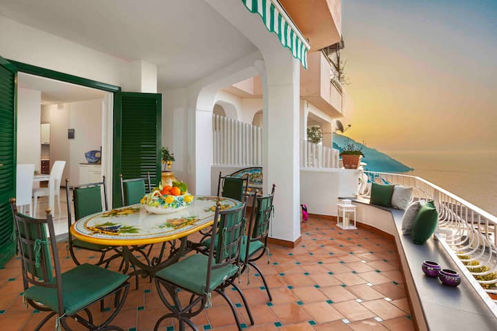 Sweet home in Positano...Casa Clemy!