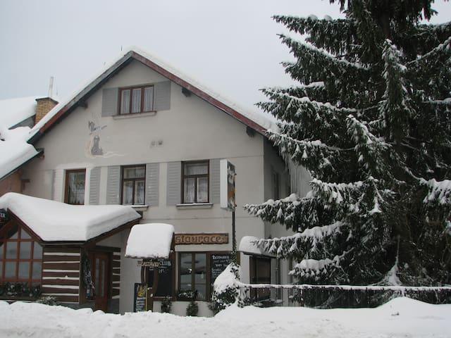 Penzion & Restaurace U Zastávky