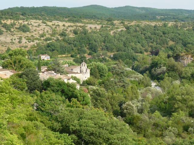 La piccola casa - Saint-Maurice-d'Ibie - House