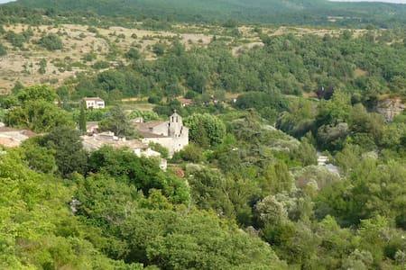 La piccola casa - Saint-Maurice-d'Ibie - Casa