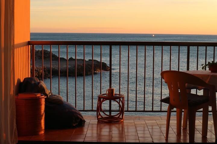 Disfruta del mar desde tu propio salón en Cullera