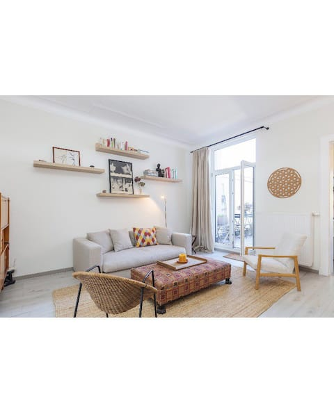Cozy and pleasant flat
