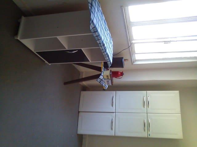 Apartamento pequeno aconchegante