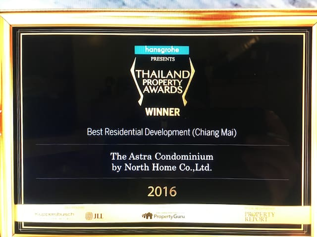 Best Award for High Standard Property and Guest  Facilities