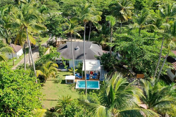 Casa Mana Playa Bonita, beach and tranquility