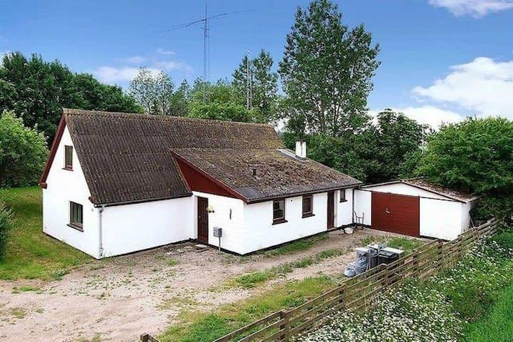 Huset i Uglemose Ro, Hygge & Marker